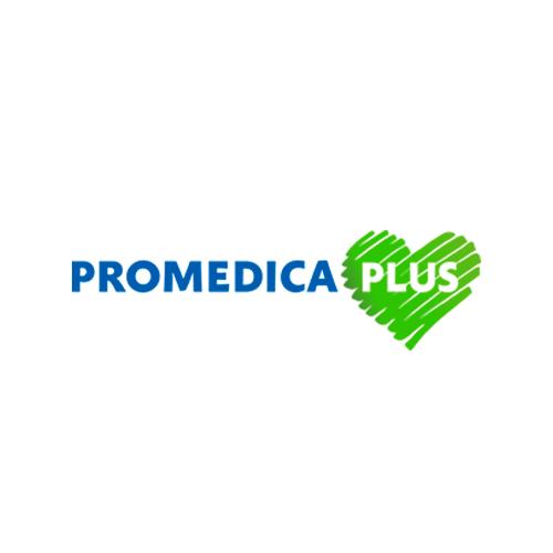 Logo PROMEDICA PLUS Neckar-Odenwald